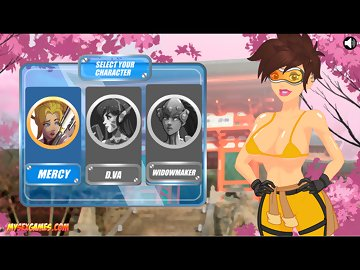swf, overfuck, overwatch, theme, popular, lately, comes, different, game, together, famous, characters, mercy, widowmaker, memory, need, repeat, scenes, exact, manner, computer, shows, unlock, character