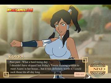 swf, training, korra, really, asami, begins, talking, machine, comes, waterbending, cock, searching, test, need, stuff, foreplay, sexual, experience