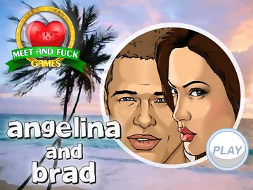 swf, angelina, brad, time, heroes, hollywood, stars, pitt, jolie, spending, holidays, islands, obviously, place, something, makes, really, horny, task, fuck