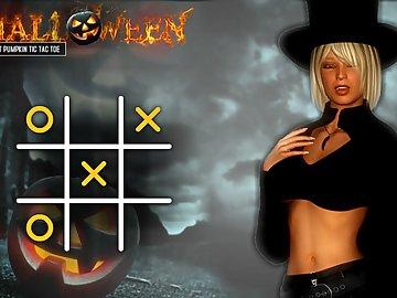 swf, halloween, pumpkin, tac, toe, hope, thisis, style, blond, girl, wants, play, game, isn, really, logic, true, strip, easily, pick, strategies