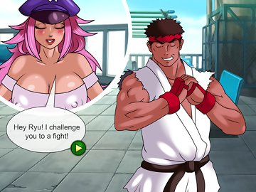 swf, poison, strip, fighter, complete, version, game, play, ryu, task, battle, bang, defend, yourself, completely, naked