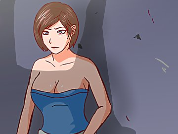 swf, resident, evil, hounded, hardcore, sex, cartoon, containing, jill, valentine, captured, nobody, going, save, sexual, monsters, clickarrow, buttons
