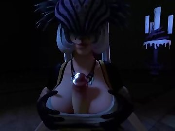 SMITE Hentai, cartoon, fetish, huge, tits, amazing, dick, clothes, titfuck, smite, nox, mother, mom, kink, boobs, cock