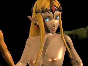 Legend of Zelda Hentai, cartoon, anal, handjob, blonde, fuck, ass, ganondorf, link, zelda