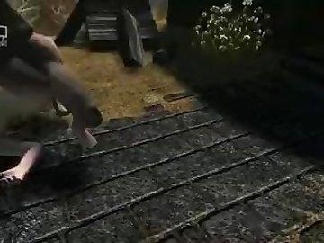 skyrim sex video