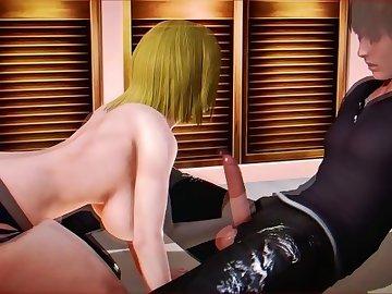 DragonBall Z Hentai, big boobs, anime, hd porn, cartoon, blonde, big tits, amateur, dragon ball z