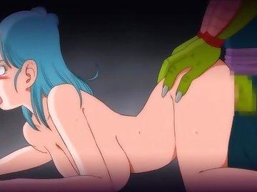 XXX video Dragon Ball z