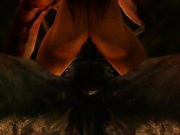 Candy Legend Porn monster