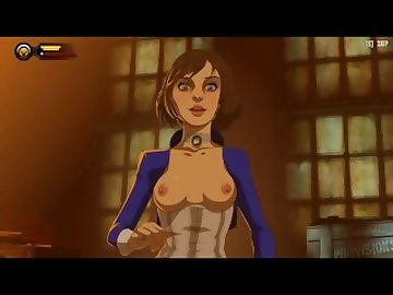 Bioshock Infinite Hentai, cartoon, tits, small, pov, cosplay, interactive, blowjob, fucking, play, animated, 3d, flash, elizabeth, xxx, games, game, bioshock, parody, anime, view, point, petite