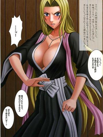 bleach-doujinshi