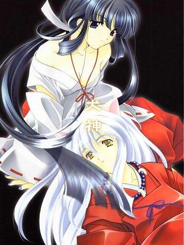 inuyasha-doujinshi