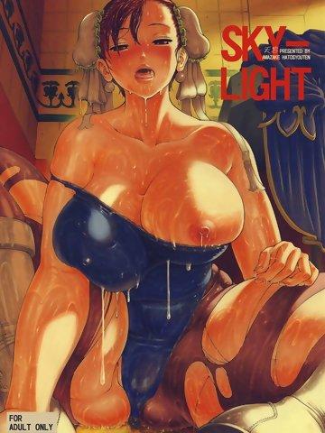 streetfighter-doujinshi
