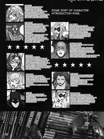 avengers-doujinshi